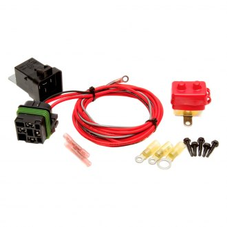 Painless Performance® - Weatherproof Electric Fan Relay Kit