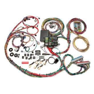 Painless Performance® - Gen III EFI Manual Throttle Chassis Harness