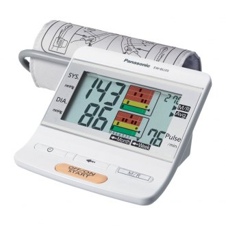 Panasonic® - Upper Arm Blood Pressure Monitor