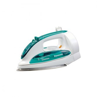 Panasonic® - Steam Dry Iron with Curved Stainless Steel Soleplate