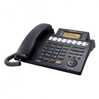 Panasonic® - 4-Line Integrated Phone System With Speakerphone