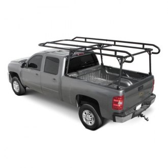 Paramount Automotive® - Work Force™ Black Heavy Duty Full Size Contractors Rack