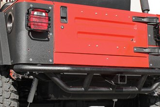 Paramount® - Off Road™ Rock Crawler Tubular Rear Bumper