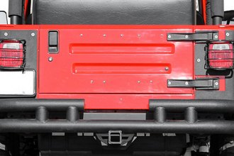 Paramount® - Off Road™ Fat Tubular Rear Bumper