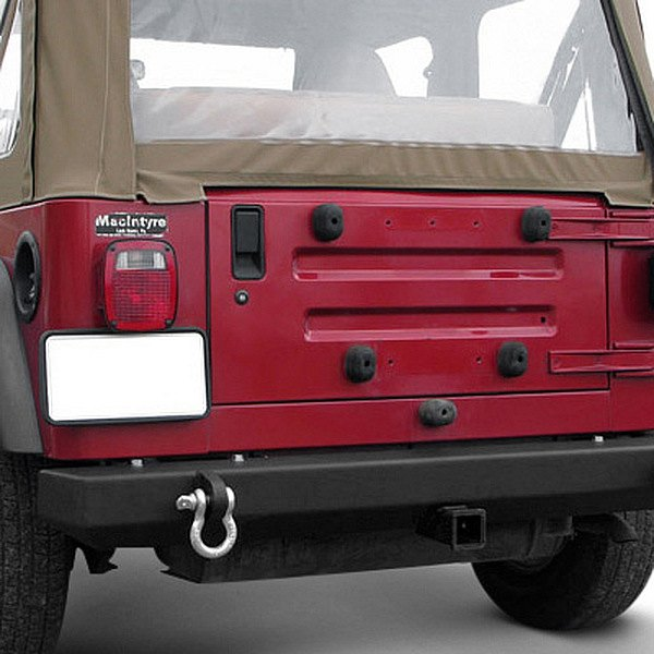 Paramount® - Off Road™ Classic Rear Bumper (w/o Tire Carrier)