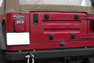 Paramount® - Off Road™ Classic Rear Bumper