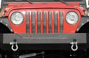 Paramount® - Off Road™ Heavy Duty Rock Crawler Classic Front Bumper