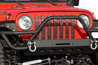 Paramount® - Off Road™ Rock Crawler Tubular Stinger Front Bumper