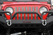 Paramount® - Off Road™ Xtreme Front Bumper (w/o LED Lights)