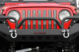 Paramount® - Off Road™ Xtreme Black Front Bumper