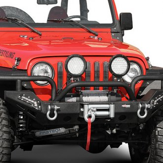 Paramount® - Off Road™ Xtreme Front Bumper (with LED Lights)