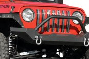 Paramount® - Off Road™ Heavy Duty Rock Crawler Front Bumper (w/o LED Lights)