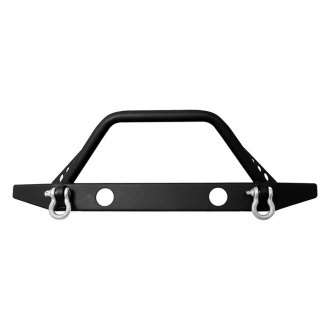 Paramount® - Off Road™ Rock Crawler Sport Black Front Bumper