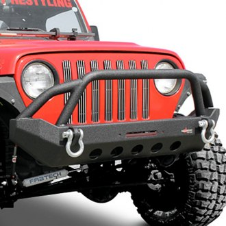 Paramount® - Off Road™ R2 Black Front Bumper