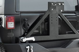 Paramount® - Heavy Duty Rock Crawler Rear Bumper
