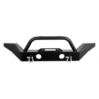 Paramount® - Off Road™ R7 Full-Width Black Front Bumper