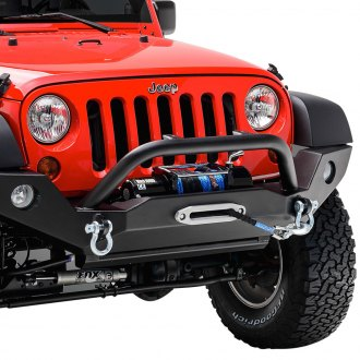 Paramount® - Off Road™ Xtreme Crawler Black Front Bumper