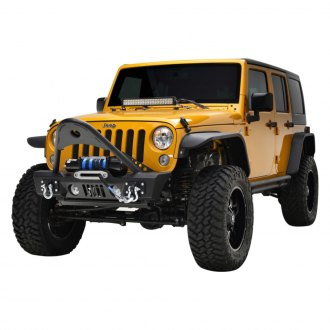 Paramount® - Off Road™ Xtreme Crawler Stinger Black Front Bumper