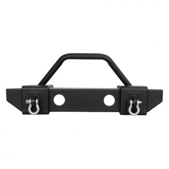 Paramount® - Off Road™ R6 Stubby Black Front Bumper