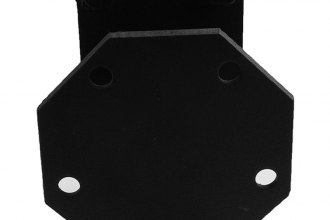 Paramount® - Off Road™ Black Tire Relocation Bracket