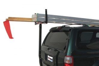 Paramount® - Work Force™ Black Hitch Rack