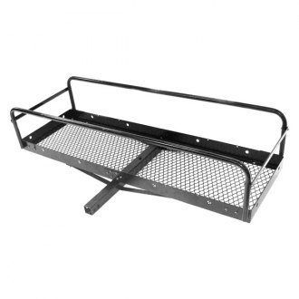 Paramount® - Work Force™ Black Side Bar Attachment for Hitch Mount Cargo Basket