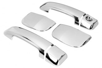 Paramount® 64-0512 - Restyling™ ABS Chrome Door Handle Covers