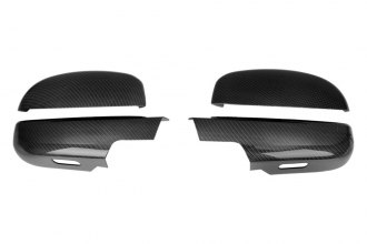 Paramount® - Restyling™ ABS Carbon Fiber Full Coverage Mirror Covers