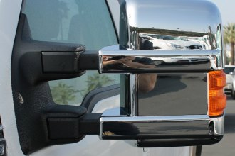 Paramount® - Restyling™ ABS Chrome Mirror Covers