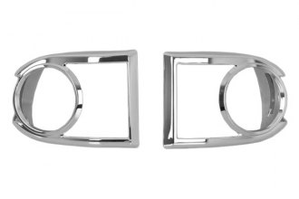Paramount® - Restyling™ ABS Carbon Fiber Tail Light Bezels