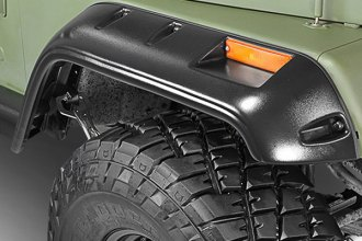 Paramount® - Traildriver Series Raptor-Style Fender Flares