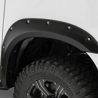 Paramount® - Traildriver Series Pocket Style Fender Flares