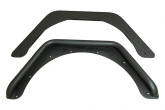 Paramount® - Off Road™ Black Rear Fender