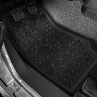 Paramount® - Traildriver Series Black Floor Liners