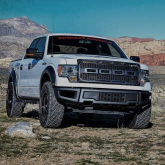 Paramount® - Raptor-Style Black Grille and Bumper Kit