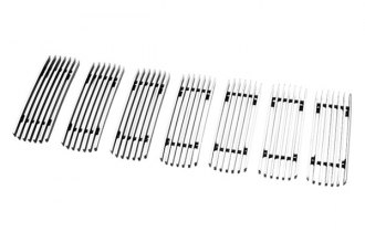 Paramount® - Restyling™ 7-Pc Polished Vertical Billet Main Grille