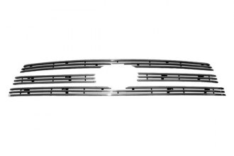 Paramount Automotive® - Restyling™ Polished Horizontal Billet Grille