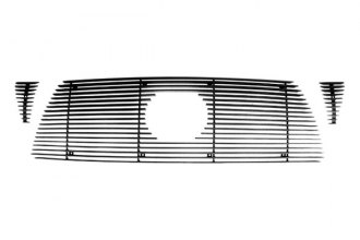Paramount® - Restyling™ 3-Pc Black Horizontal Billet Main Grille