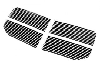 Paramount® - Restyling™ 4-Pc Polished Horizontal Billet Main Grille