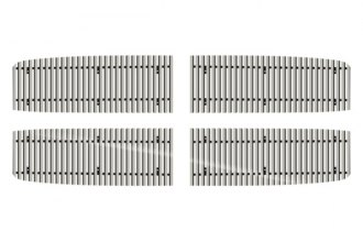 Paramount® - Restyling™ 4-Pc Polished Vertical Billet Main Grille