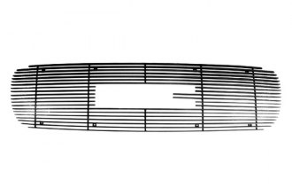Paramount® - Restyling™ 1-Pc Black Horizontal Billet Main Grille