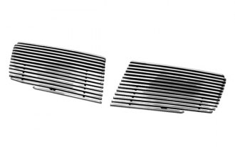 Paramount® - Restyling™ 2-Pc Polished Horizontal Billet Main Grille