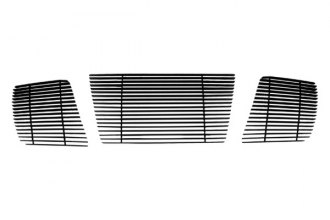 Paramount Automotive® - Restyling™ Black Horizontal Billet Grille