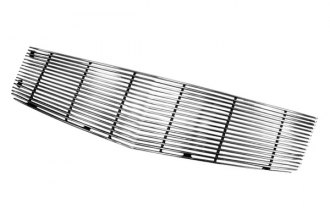 Paramount® 35-0102 - Restyling™ 1-Pc Polished Horizontal Billet Main Grille
