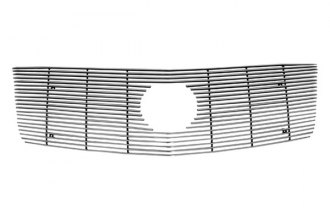 Paramount Automotive® - Restyling™ Polished Horizontal Billet Main Grille