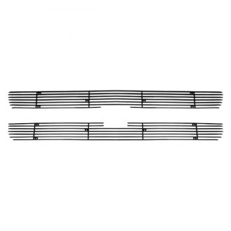Paramount® - Restyling™ Black Horizontal Billet Main Grille