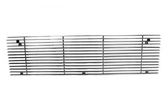 Paramount Automotive® - Restyling™ 1-Pc Polished Horizontal Billet Main Grille