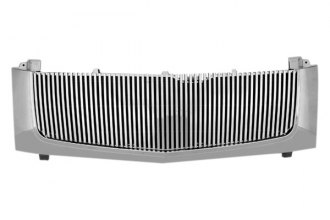 Paramount Automotive® - Restyling™ Polished Vertical Billet Main Grille
