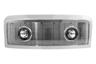 Paramount® - Restyling™ Packaged Chrome Billet Grille