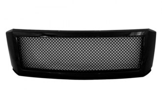 Paramount® - Restyling™ Packaged Black Wire Mesh Grille (3.5mm)
